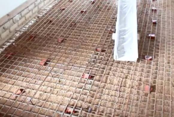 Сетка армирования бетона бетон кореновск купить