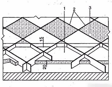 Бетонно-мозаичные полы - виды устройство инструкция по монтажу