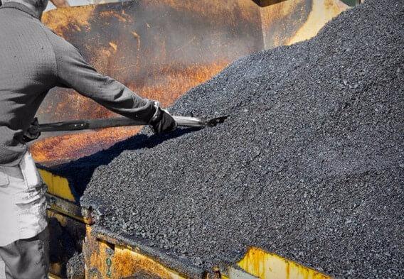 смеси бетонные горячие