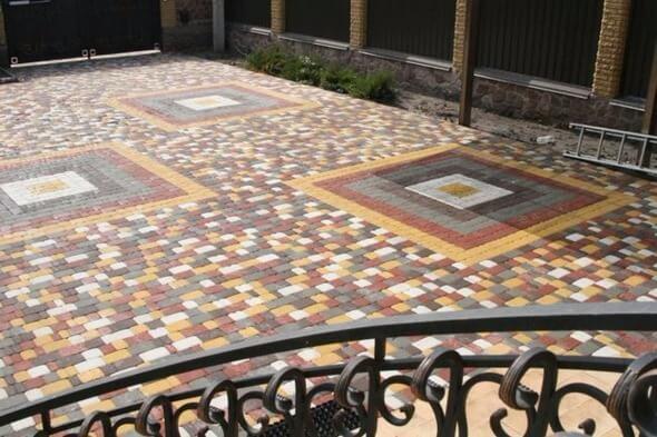 виды бетона для плитки