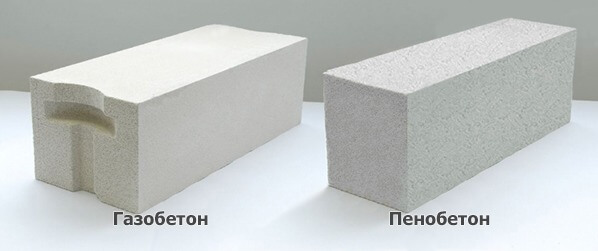 Что лучше пенобетон газобетон или керамзитобетон купить бетон м200 белгород