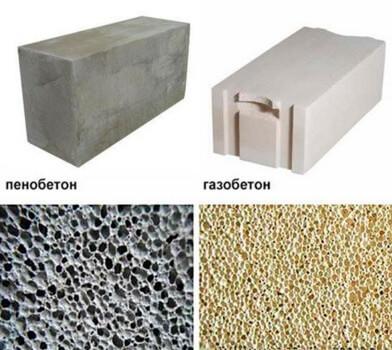 Сравнить газобетон керамзитобетон пенобетон тротуары бетон