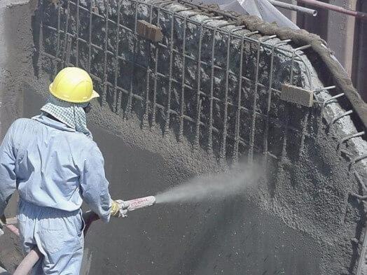 Торкрет бетон характеристики куплю бетон красноярск