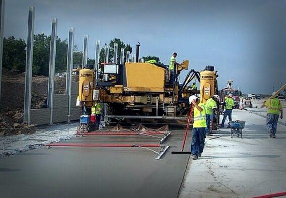 Дорожные бетоны это цемент расширяющийся москва