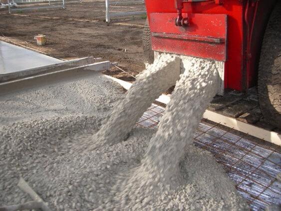 Технологии приготовления бетонной смеси диссертация бетон