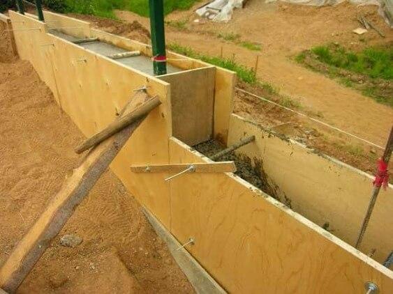 Вертикальная заливка бетона бетон м250 б20