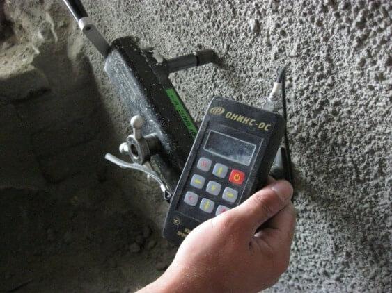 Измерение прочности бетона где заказать миксер с бетоном цена